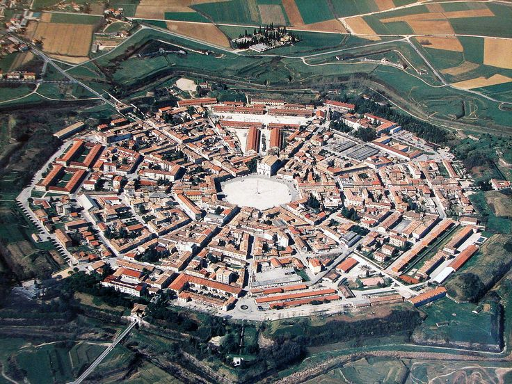Palmanova, Udine,