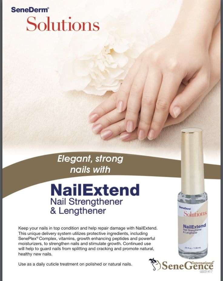 Nail Extend by Senegence coming soon!