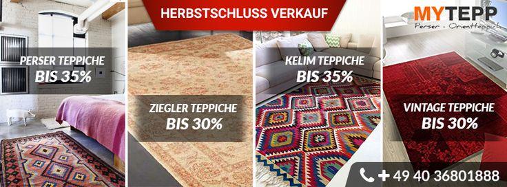 Wir führen eine große Auswahl an hochwertigen #Perser #teppiche, #Vintage teppiche, #Ziegler teppiche, #kelim teppiche 100% Wolle. Bestellen Sie jetzt und sparen Sie in unserem Herbst Sale. Rufen Sie uns an 0049.40.36801888