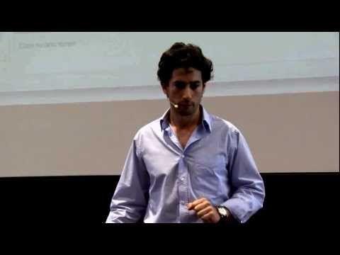 Men Roar - Jeremy Meltzer at TEDxMelbourneWomen 2012