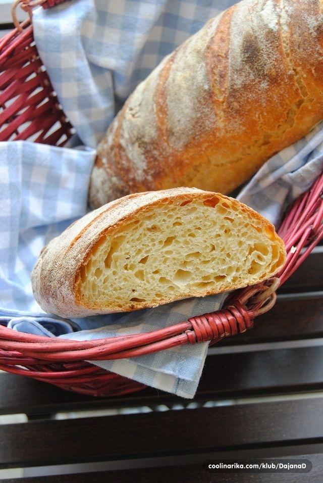 Kruh s kukuruznim brašnom i krumpirom — Coolinarika