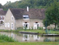 Gite n°255 à La Madeleine-sur-Loing - Seine Et Marne