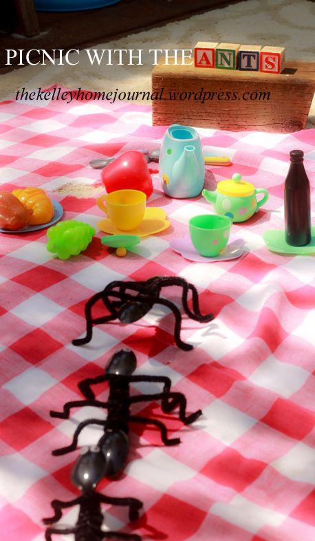 166 best images about Preschool Picnic Theme on Pinterest ...