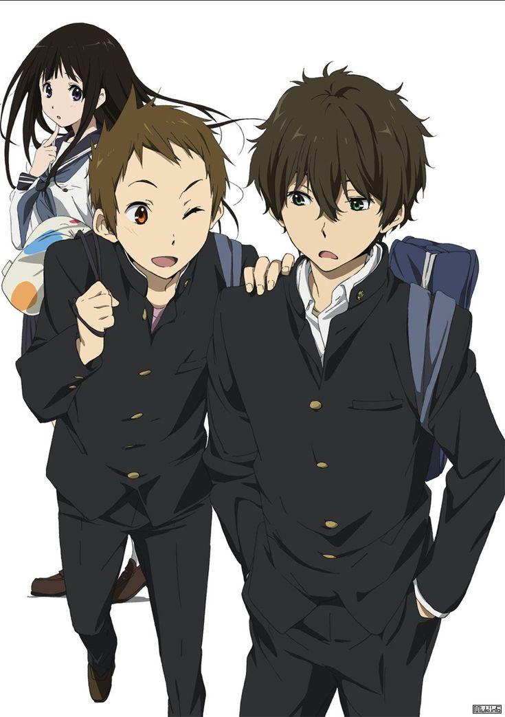 Картинки по запросу аниме парень в школьной форме | Аниме ...