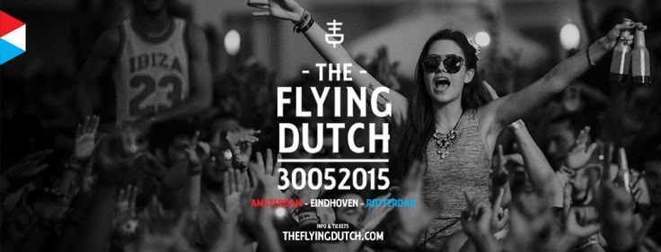 The Flying Dutch presenteert de beste dj's op één dag!