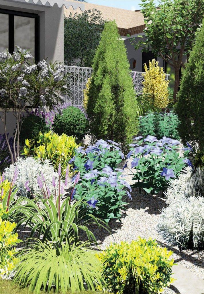 Les 75 Meilleures Images Du Tableau Créations De Jardins