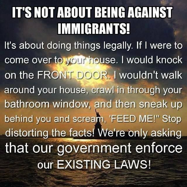 ...though we shouldn't have to even ask!! It should just be done..Because It's The LAW ..ALREADY!!
