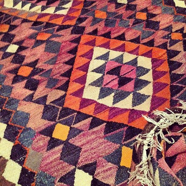 Rug: Colors Combos, Vintage Rugs, Design Colors, Diamonds, Patterns Plays Handiwork, Kilim Rugs, Peonies Swimwear, Brick Houses, Textile