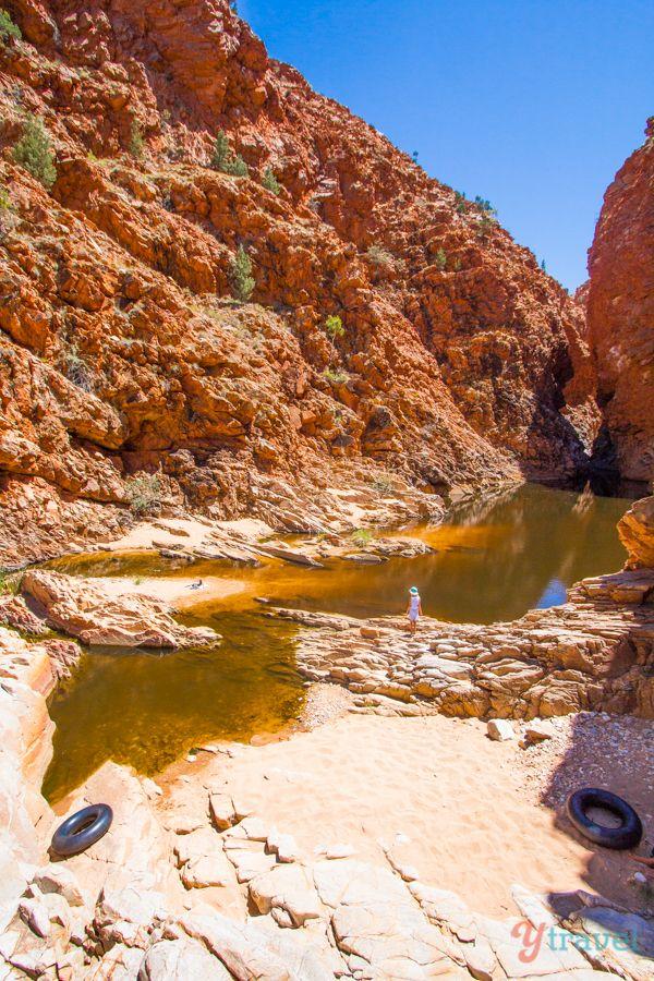Redbank Gorge - West MacDonnel Ranges, Northern Territory, Australia
