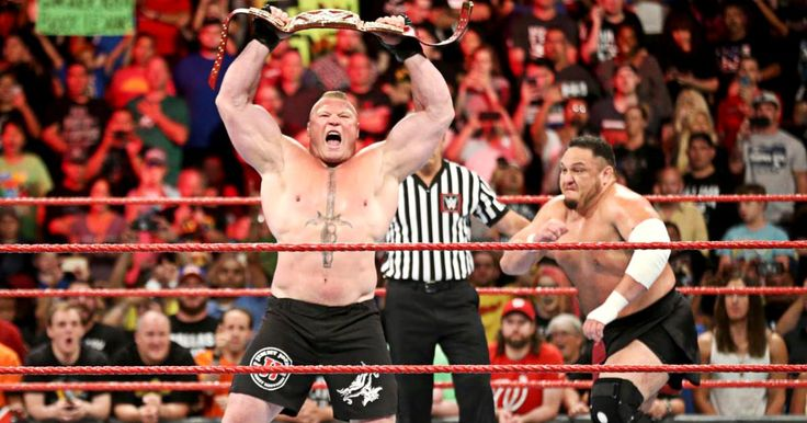 WWE Universal Champion Brock Lesnar doesn't defend his title that much. But it's helped create a mystique that's rare in wrestling.