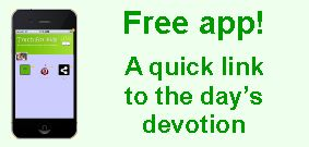 Online devotions for kids - free - Truth for kids