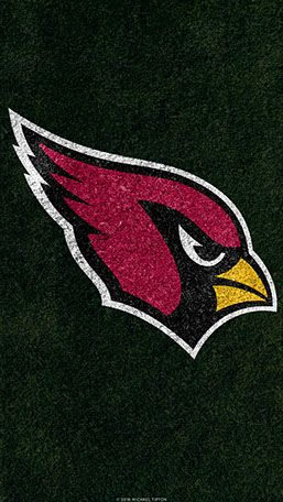 Arizona Cardinals Mobile Logo Wallpaper