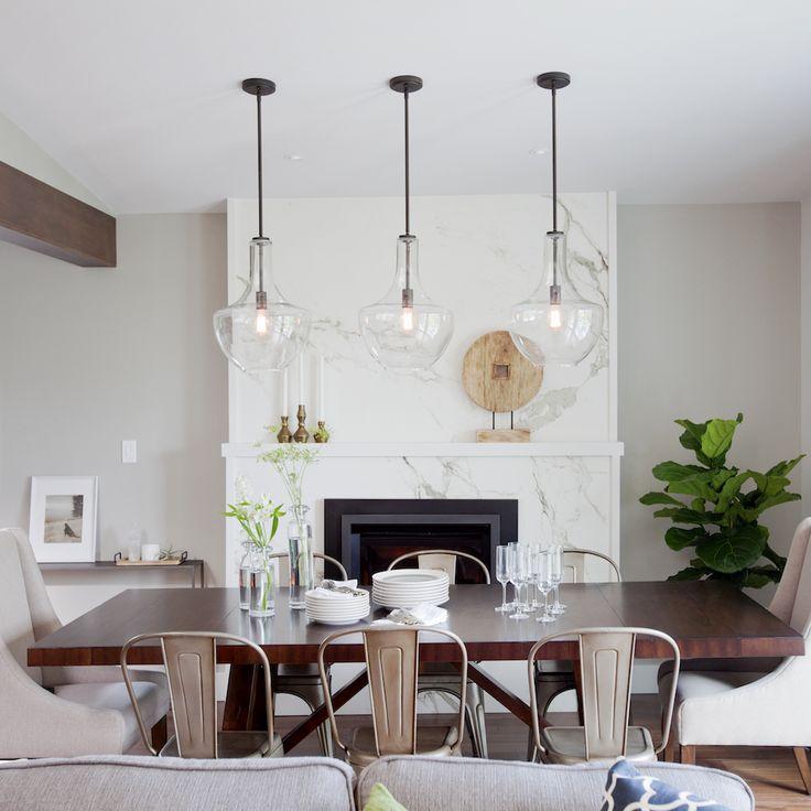 Best 25+ Dining Room Lighting Ideas On Pinterest