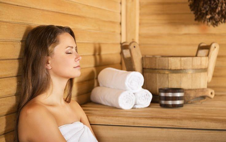 Can Saunas Help Jump-Start Weight Loss?