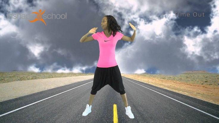 Inshape @ school -  Verkeer