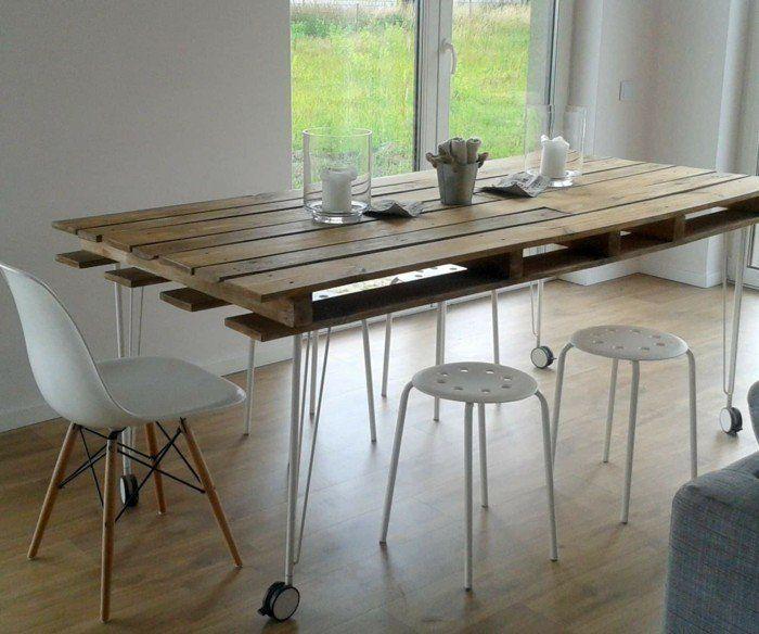 Palettenmöbel Selber Bauen | 1001+ Originelle Palettenmöbel Ideen Zum  Selberbauen