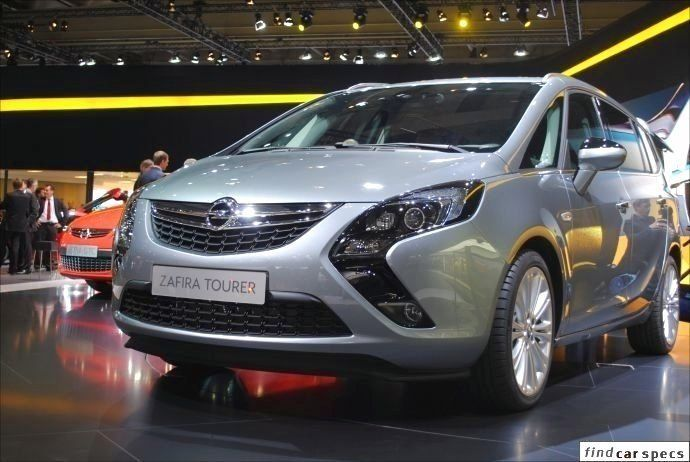 Opel Zafira Zafira Tourer C 1 4 140 Hp Turbo Ecotec Automatic 7 Seat Petrol Gasoline 2011 2016 Zafira Tourer C 1 In 2020 With Images Fuel Economy New Cars Opel