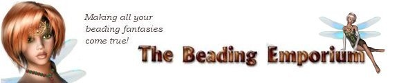 Quality Glass Beads, Cane, Furnace, Lampwork & Findings - The Beading Emporium�