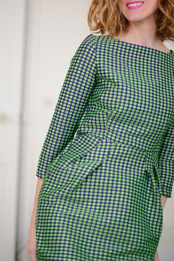 Jsut gorgeous Vanessa Pouzet dress