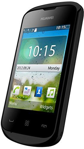 Huawei G7220 Unlocked Mobile Phone - Black - http://www.computerlaptoprepairsyork.co.uk/mobile-phones/huawei-g7220-unlocked-mobile-phone-black