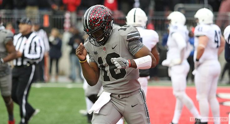 J.T. Barrett might've just had the greatest game ever by an Ohio State quarterback, but at the end of the game against Penn State, he left humanity behind.