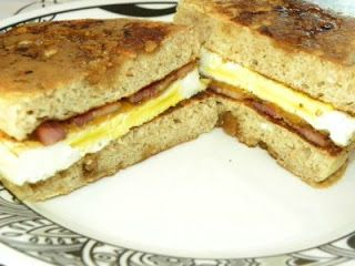 Cookin' with Super Pickle: CopyCat McDonald's McGriddles Sandwiches