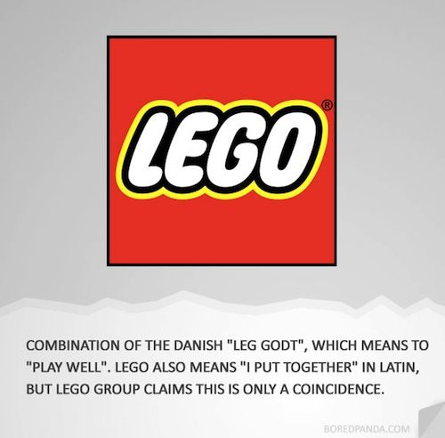 How Famous Brands Got Their Names, Logos