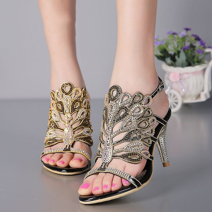 69.65$  Watch now - 2016 Summer Women's Shoes Cashmere Stiletto Heel Comfortable Open Toe High Heels Sandals Party Casual Black Blue Red Silver Gold  #shopstyle