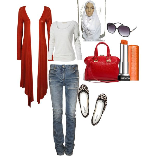 Spring Wear, created by canadianhijabi on Polyvore
