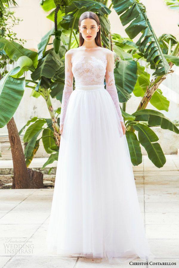 Christos Costarellos 2015 Wedding Dresses