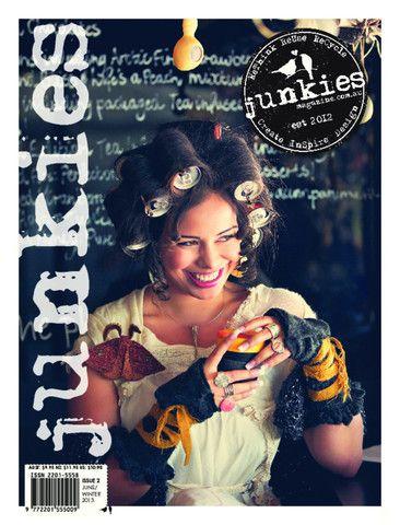 Issues – Junkies Magazine