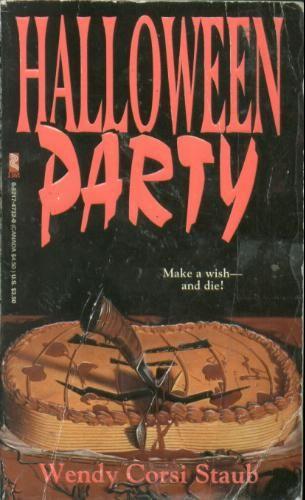 Halloween Party: Wendy Corsi Staub