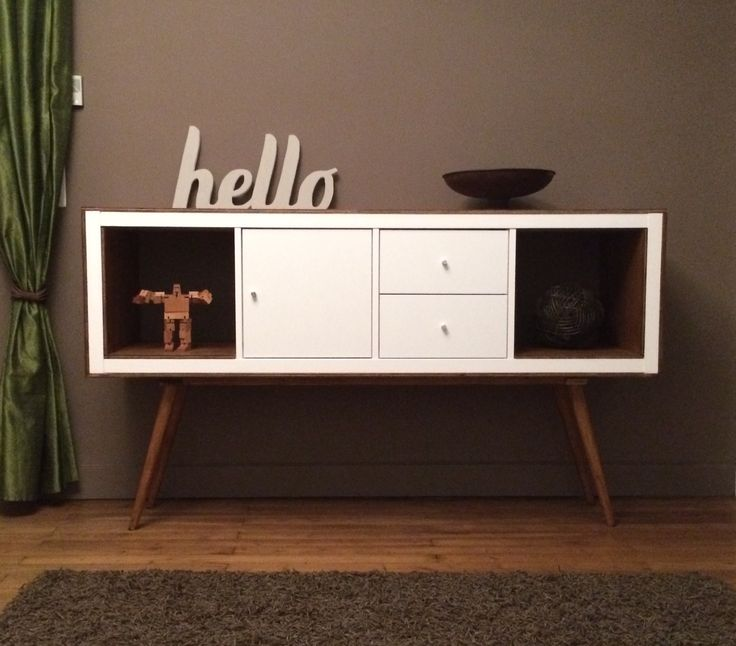 best 25 ikea sideboard hack ideas on pinterest ikea. Black Bedroom Furniture Sets. Home Design Ideas