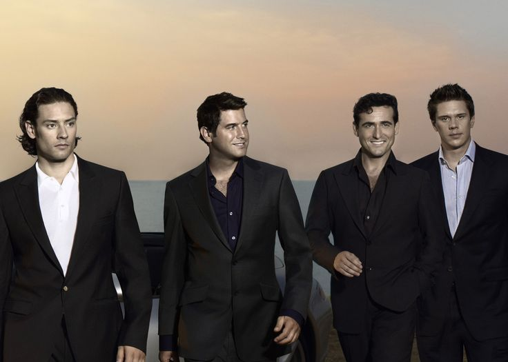 15 best images about music italian on pinterest back to - Il divo mama ...