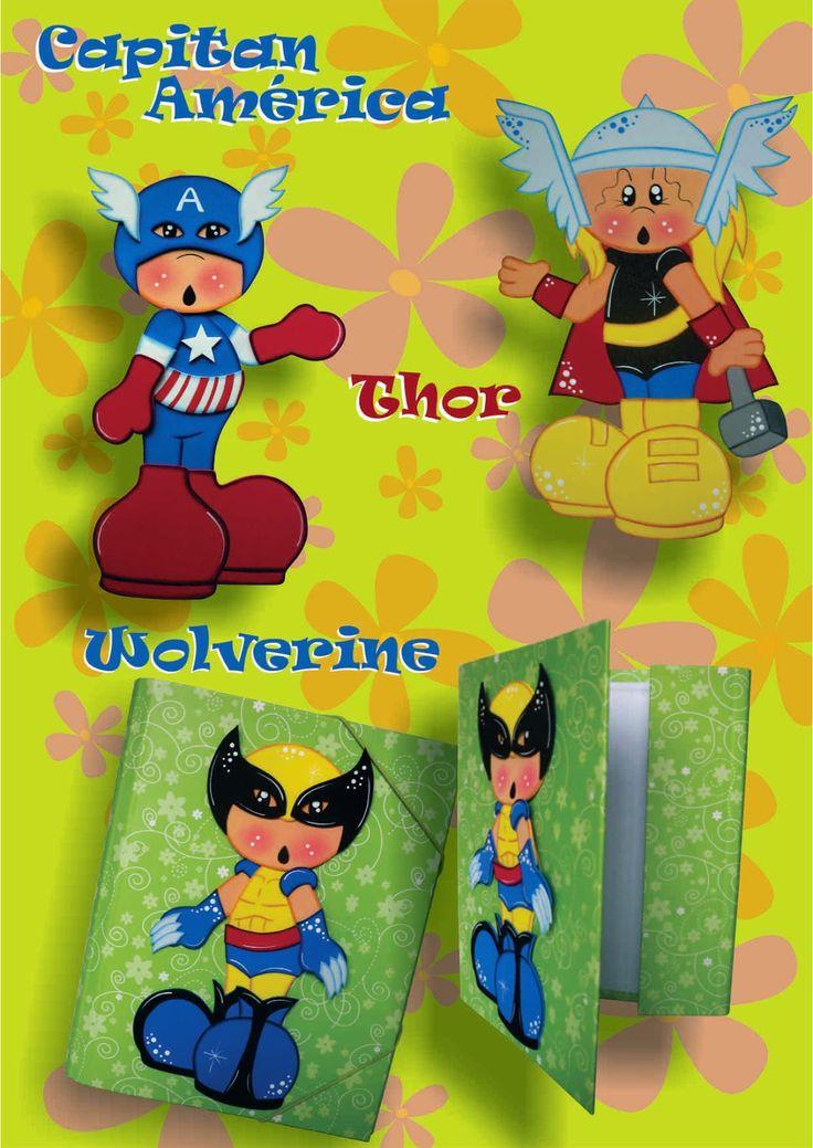 Miss Dorita: Molde Wolverine