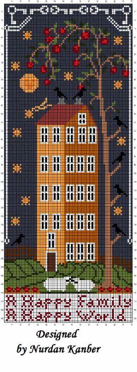 Gallery.ru / Фото #23 - Мой Вышивка крестом Дизайн - nurdankanber