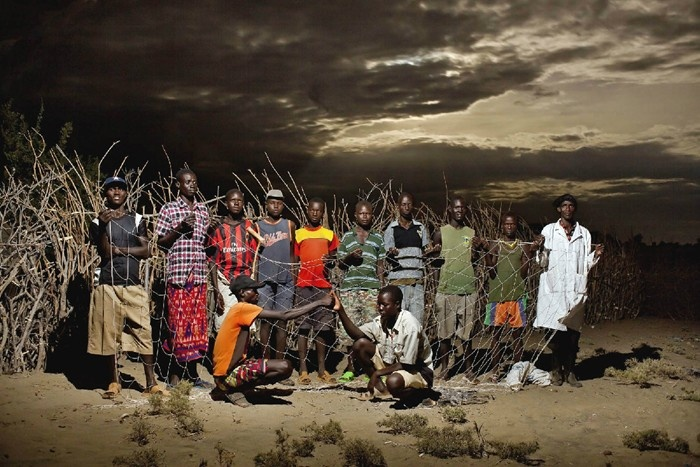 Alejandro Chaskielberg's Turkana Collection