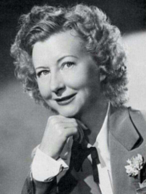 Irene Ryan--Granny on Beverly Hillbillies.