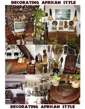 62 best images about african decor on Pinterest Keepsake