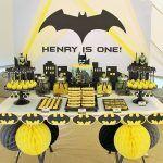 Fiesta Temática de Batman, el Caballero de la Noche ¡¡Poder y Misticismo en todo su esplendor!! -