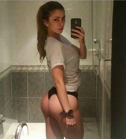 Alaskan girl in shower 7