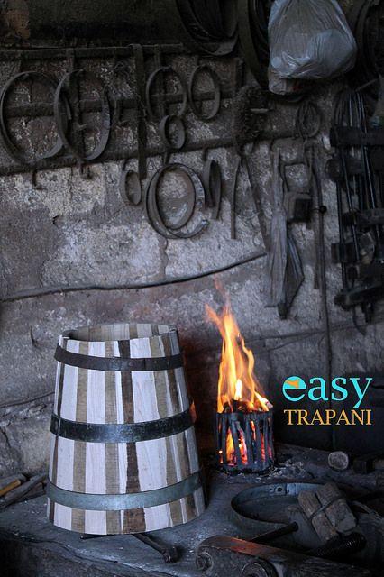 Winery workshop