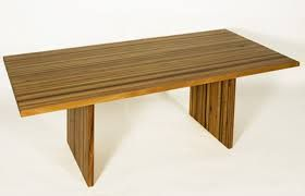 plywood dining table - Google Search