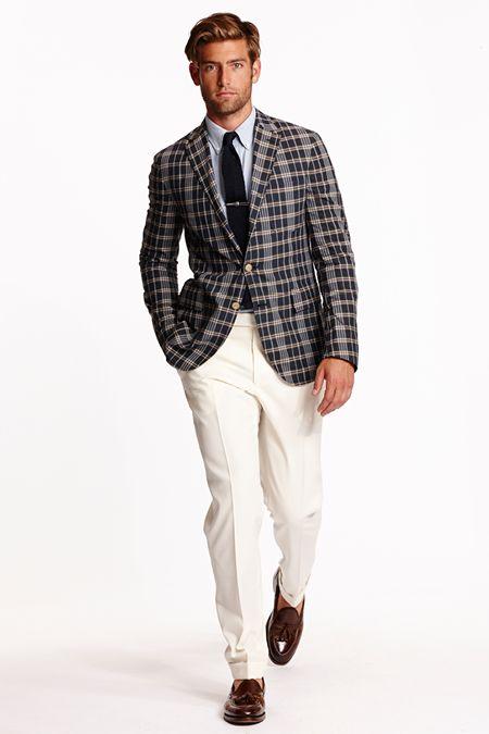 Ralph Lauren Spring-Summer 2015 Men's Collection