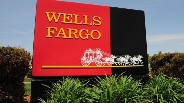 Brands, Wells Fargo, Banking, Loans, Wells Fargo Backgrounds, Wells Fargo Logo, Financial Brands, Wells Fargo Logo Wall