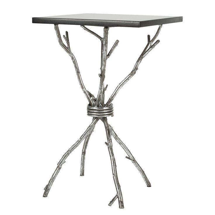 Popular Beistelltisch Biksti Granit Eisen Granit Silber Safavieh Jetzt bestellen unter https moebel ladendirekt de wohnzimmer tische beistelltische uid