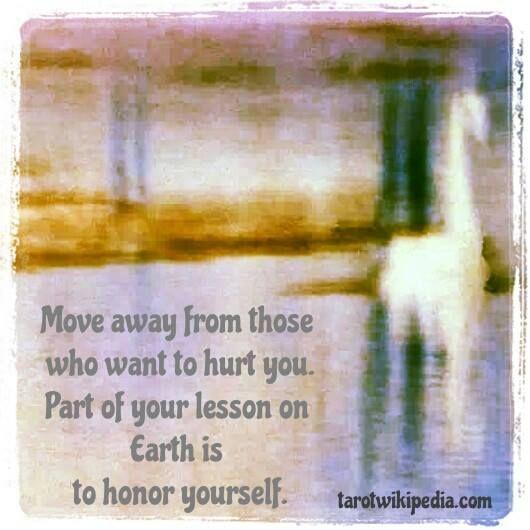 move towards love