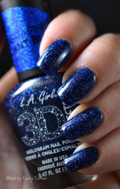 L.A Girl 3D Effects Brilliant Blue