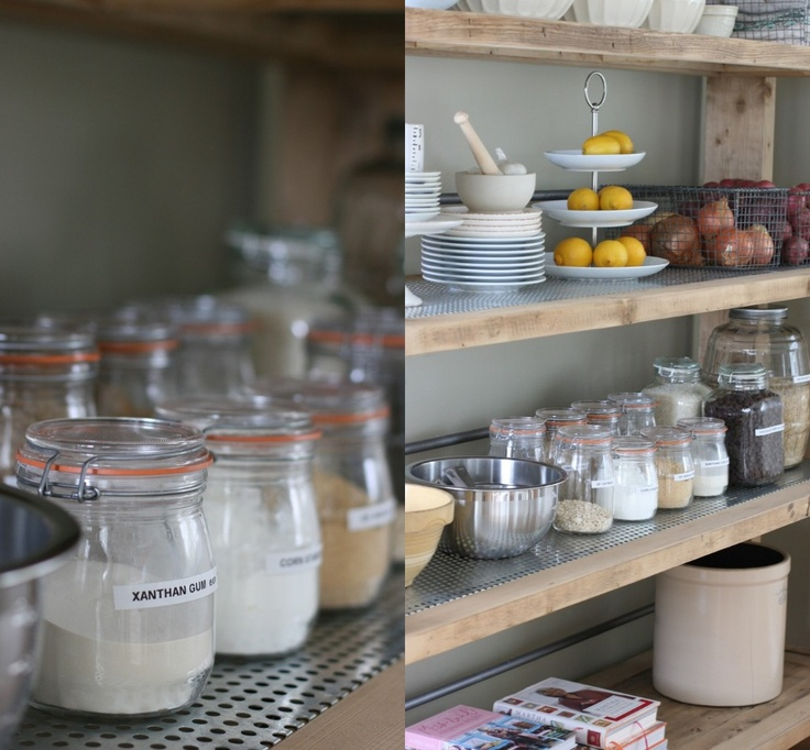 Best 20 Open Pantry Ideas On Pinterest: 17 Best Images About Cottage °·° Kitchen/pantry On