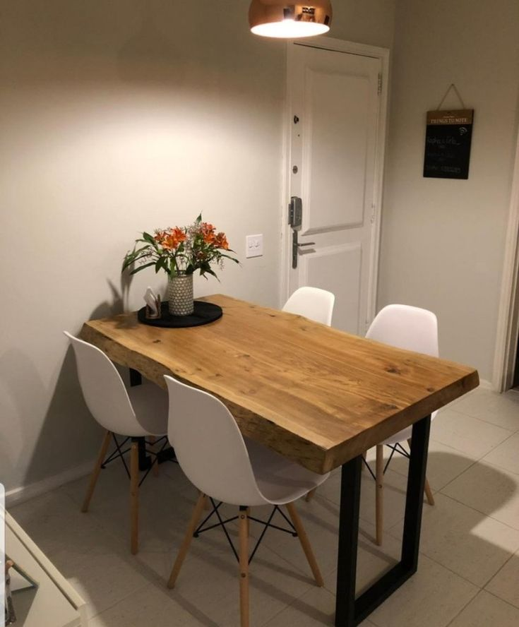 Mesa de Madeira Rústica Lira para 4 lugares. (160x70) - Madeirado - Mesa de Madeira Rustica